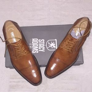 Brand new Men's Stacy Adams Shoes 👞❤️💋